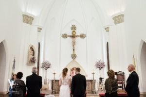 Ceremoña de Iglesia